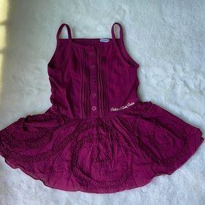 NWOT Calvin Klein tank dress for 3T
